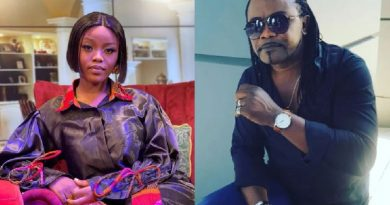 I'm under pressure to sample some of my father's songs – Gyakie